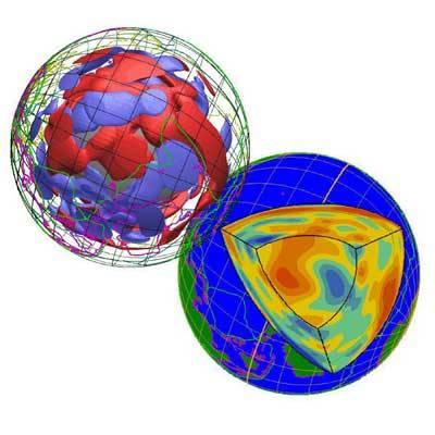Až donedávna byli odborníci přesvědčeni, že zemské jádro je složeno převážně ze železa s příměsí niklu. Nyní však přišli vědci z Chicagské univerzity v USA s překvapujícím zjištěním, že jádro je daleko složitější a skládá se přinejmenším z dalších komponentů, jakými je například křemík.