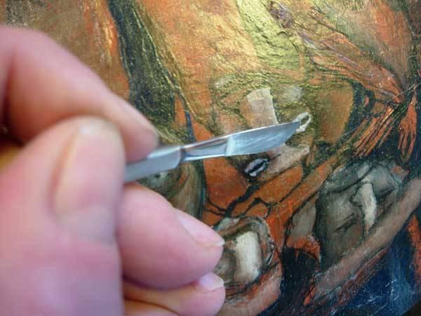 Náplní práce poměrně mladé pražské Akademické laboratoře materiálového průzkumu malířských děl (ALMA.) je zkoumání a záchrana obrazů. Co tady mohou odborníci zjistit?, ptalo se přímo na místě  21. STOLETÍ.