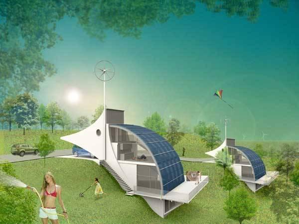 Skupina dánských společností a institucí nedávno poprvé zveřejnila vizionářský koncept H2PIA. Jedná se o první opravdové městečko na světě, které bude fungovat především na bázi vodíkové energie. Projekt bude spuštěn v roce 2007 na zatím nejmenovaném místě v Dánsku.