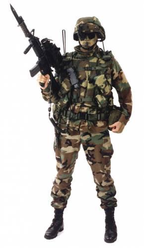 I když si války přeje asi málokdo, armáda je v jistých chvílích přece jen nutná a její nasazení nevyhnutelné. I ona se vyvíjí, armádní technologie mají dokonce před ostatními značný náskok. Vojáci budoucnosti se tak v krátké budoucnosti mohou těšit na maskování v podobě chameleonovské uniformy, zbraň řízenou pohledem nebo na širokou paletu mikrokamer.