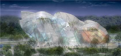Paříž se těší na novou dominantu. Bude jí nová budova muzea moderního umění.