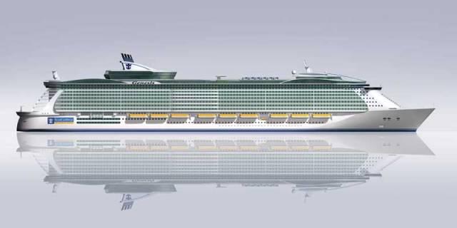Karibské moře začala letos v létě brázdit největší loď světa Freedom of the Seas. Kromě toho, že pojme 4375 cestujících a 1360 členů posádky, najdeme v jejích útrobách nejmodernější přístroje a technologie.