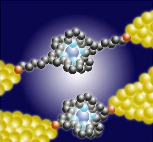 Světově proslulému českému vědci pomohla náhoda Není daleko doba, kdy zmenšování klasických tranzistorů z křemíkových polovodičů dosáhne nepřekonatelné hranice. Jeden z nejlepších současných českých vědců s tím počítá už dlouho a bere miniaturizaci opravdu maximalisticky.</p><p> Zašel až na úroveň jednotlivých molekul.