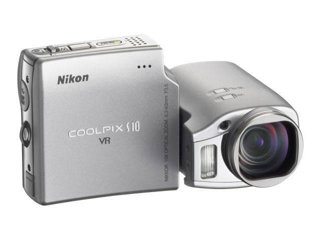 Jeden z nejznámějších výrobců foto techniky - Nikon - připravil pro předvánoční trh opravdu zajímavý fotoaparát COOLPIX S10. Tento má výkonný objektiv, který disponuje 10x zoomem a díky stylovému sklopnému designu je možné pořídit snímky z libovolného úhlu.