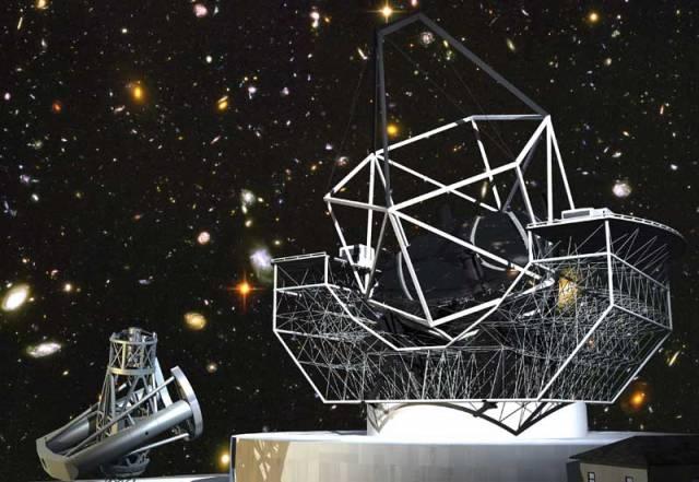 Nedávno byly v poušti Atacama v chilských Andách zahájeny práce na evropském projektu výstavby mimořádně velkého dalekohledu. Evropská kosmická agentura ESA jej pojmenovala OWL (Overwhelmingly Large Telescope), tedy zjednodušeně z angličtiny Sova.