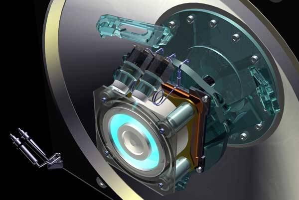 Oproti energeticky náročným chemickým raketovým motorům, které se používají v současnosti, svítá naděje od perspektivního iontového pohonu. Dokonce se byly již v některých sondách použity!