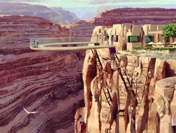 Unikátní přírodní památka se dočkala nové turistické atrakce.