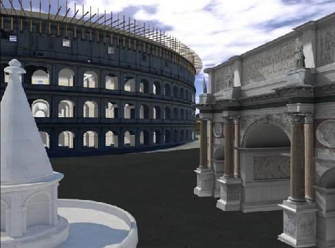 Desetiletá práce archeologů, architektů a počítačových odborníků přinesla své ovoce, 3D model starého Říma je hotov.