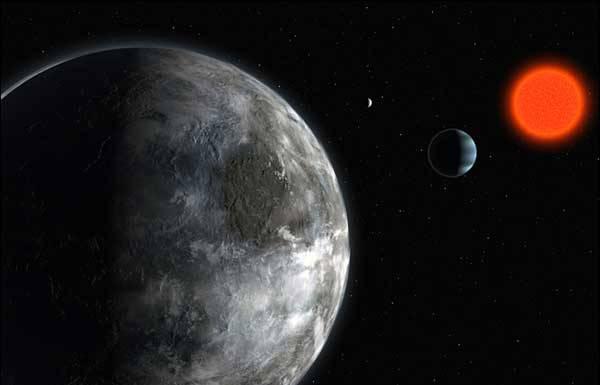 První planeta s podmínkami pro život Druhá Země? Letos v dubnu objevili astronomové první planetu mimo naší sluneční soustavu, která se do značné míry podobá Zemi.