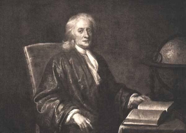 Jméno Isaac Newton (1642 – 1727) je synonymem pro seriózní vědu. Ale i tenhle chlapík se věnoval činnostem, které bychom dnes pojmenovali spíše jako okultní.