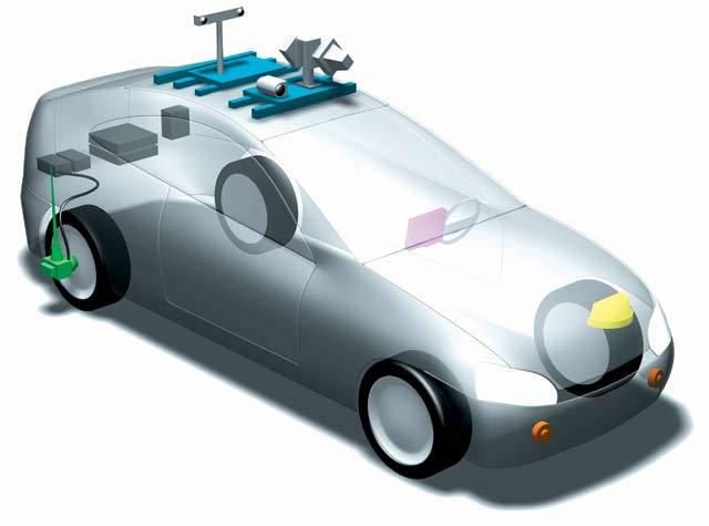 Řada automobilových společností už v současnosti pracuje na vývoji tzv. inteligentního vozidla. 21. STOLETÍ nahlédlo do tajemství inženýrů a může nyní svým čtenářům ukázat, jak takové chytré auto bude fungovat.