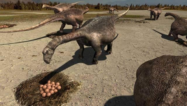 Dinosauři jsou díky své impozantní velikosti velmi oblíbeným tématem dobrodružných filmů, knih i počítačových her. Proto jsou také často k vidění v situacích, do kterých se ve skutečnosti nemohli nikdy dostat.