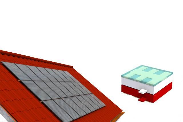 Obrovská pole fotoelektrických (PV – photovoltaic) lapačů dovedou zachytit sluneční světlo a přeměnit ho na elektrickou energii.