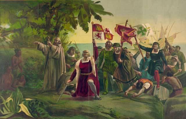 Tasman si však myslel, že objevil část Jižní Ameriky objevenou v roce 1615 nizozemským.
