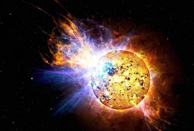 Tajuplnost vesmíru nepřestává vědce fascinovat ani překvapovat. Jedním z posledních vesmírných objevů je zachycení jasných optických záblesků vesmírného původu, souvisejících pravděpodobně s eruptivní aktivitou mladé neutronové hvězdy – magnetaru v naší Galaxii.