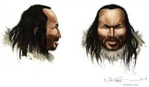 """Muž, který zamrzl v ledu dnešního západního Grónska neměl jistě ani tušení o tom, jak po zhruba 4000 let poslouží jeho tělo vědě. Z několika jeho vlasů a úlomků kostí sestavili vědci nedávno téměř úplný genetický portrét člověka jeho doby. Muž pojmenovaný """"Inuk"""" podal vědcům cenné svědectví o tom, jak vypadalo osídlování Ameriky."""
