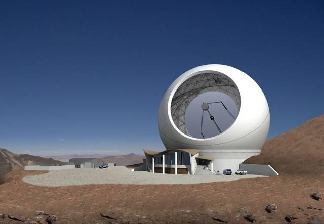 Necelé dva roky zbývají do spuštění obřího teleskopu CCAT, vybudovaného Cornellovou univerzitou a Kalifornským technologickým institutem v poušti Atacama, nacházející se v chilských Andách.