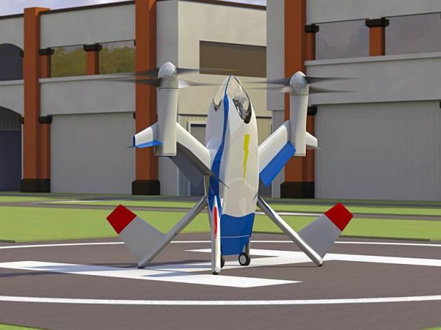 Že se v hlavách leteckých konstruktérů se stále rodí nápady hodné fantazií Julese Verna dokazuje i letadélko Puffin z dílny mladého technika  NASA Marka Moora. I když se jedná o projekt realizovaný doposud jen v počítačové simulaci, získal si mezi laickou i odbornou veřejností již obrovský počet fanoušků.