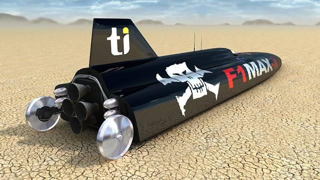 Světový rekord v rychlosti automobilu je už docela vousatý. Před třinácti lety jej dosáhl vůz Thrust SSC, když dosáhl rychlosti 1228 kilometrů v hodině. Některým technologům a inženýrům však tento rekord nedá spát a chystají se jej překonat. To je i případ kanadsko-amerického týmu North American Eagle (NAE).