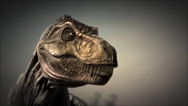 Karbonové dinosaury kosti