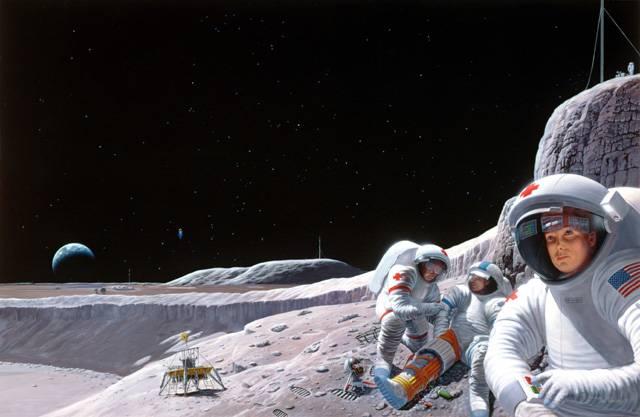 Datování astronautů