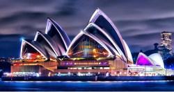 Opera v Sydney: Stavba kosmického věku