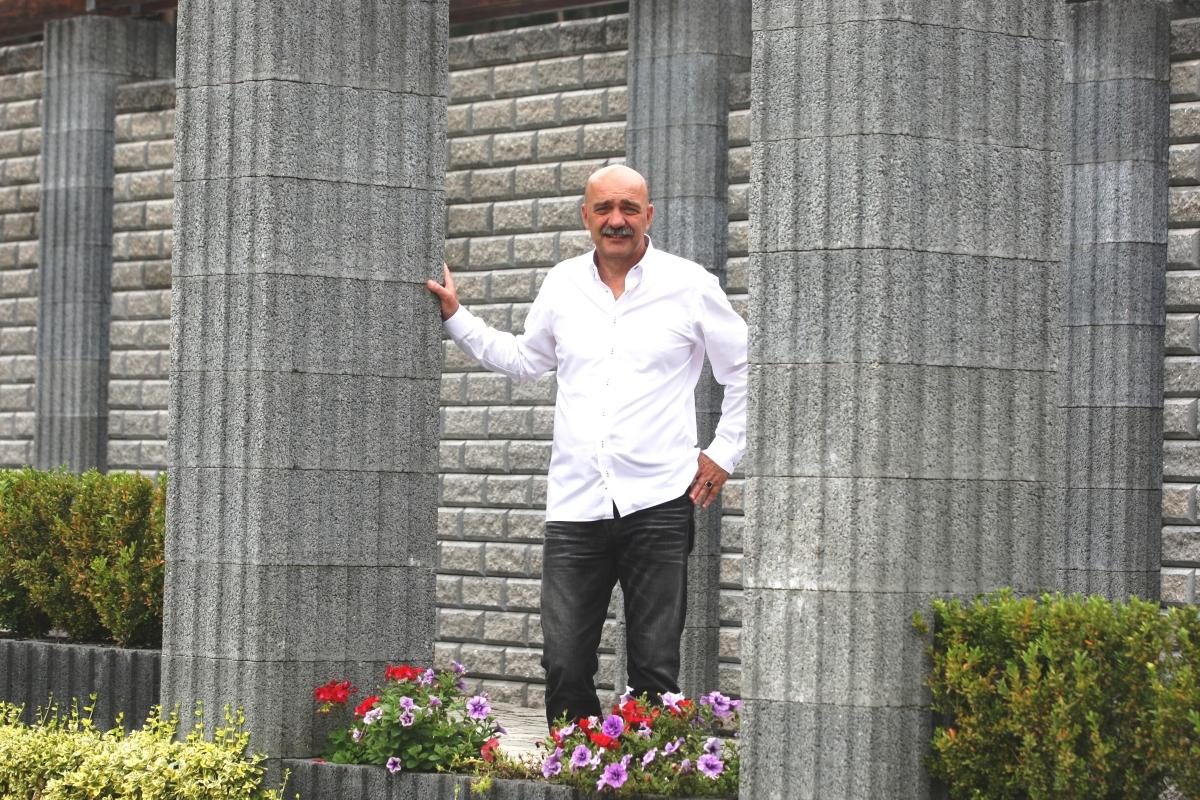 1.Tomáš Březina, majitel firmy Best Kaznějov 04
