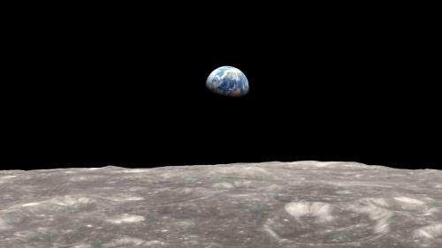 Padesátikilometrová jeskyně na Měsíci