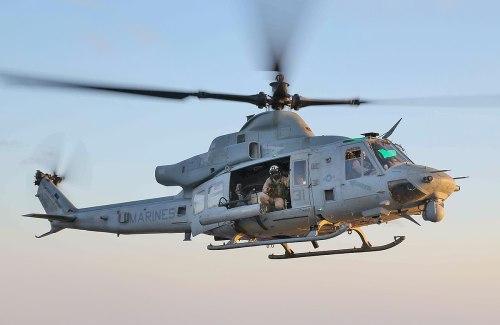 Poputuje 12 vrtulníků UH-1Y Venom do České republiky?