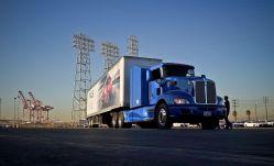 Nákladní vozy v USA bude pohánět vodík