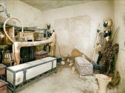 OBRAZEM: Objev Tutanchamonovy hrobky v barvě