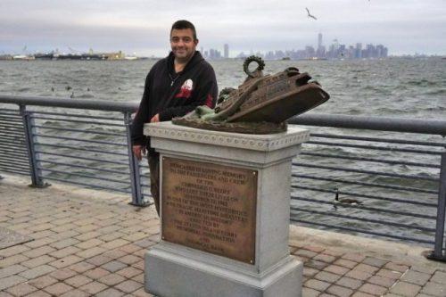 Newyorský památník připomíná tragédii, která se nikdy nestala