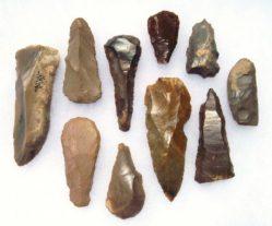 Archeologové nalezli v Izraeli 500 000 let staré nářadí