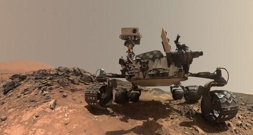 Curiosity: 2000 dní na Marsu