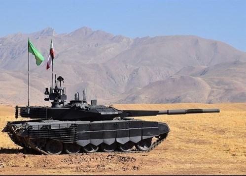 Tank Karrar vyrazí do akce ještě v letošním roce
