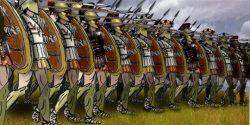 Jak se pomáhalo a chránilo ve starověkém Řecku?