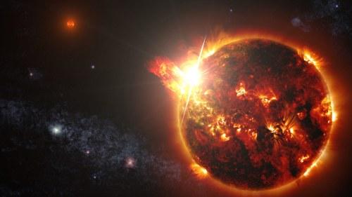 Jsou nadějí pro hledání mimozemského života červení trpaslíci?