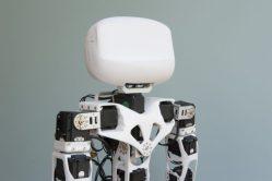 Rehabilitační pracovník budoucnosti? Robot