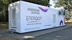 Velkokapacitní bateriové úložiště je v České republice