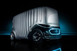 Budoucnost dopravy v městech podle automobilky Mercedes-Benz