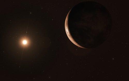 Super-Země ve vzdálenosti šesti světelných let od nás