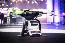 Elektrické létající taxi od Audi a Airbusu