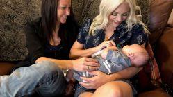 Dvě ženy odnosily jedno dítě!