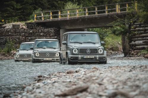 Cesta je cíl: Mercedes-Benz Transylvania Experience