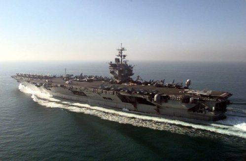 Vojenská plavidla budoucnosti? Řízená budou umělou inteligencí a virtuální realitou