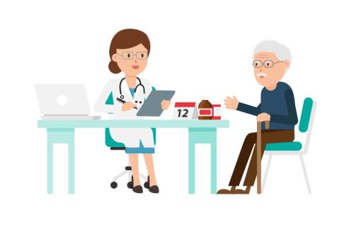 Spolupráce pacienta s lékařem je na prvním místě