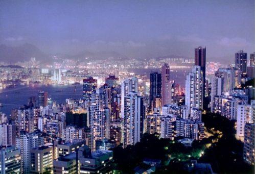 Hongkong plánuje výstavbu velkolepého umělého ostrova
