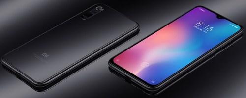Xiaomi Mi 9 dorazil do Česka