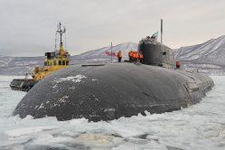 Rusové mají novou jadernou ponorku. Je nejdelší na světě…