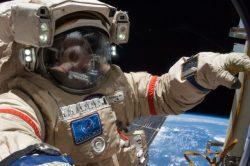 Rusové vyvíjejí pračku do vesmíru